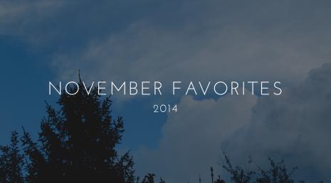 november-favorites-2014